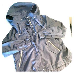 Zara basic Navy  outerwear size XS